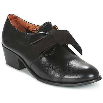 Topánky Ženy Derbie Miss L'Fire GINGER Čierna