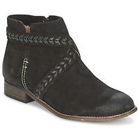 Topánky Ženy Polokozačky MTNG DI Čierna