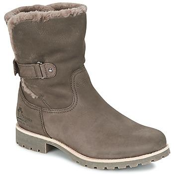 Topánky Ženy Polokozačky Panama Jack FELIA šedá