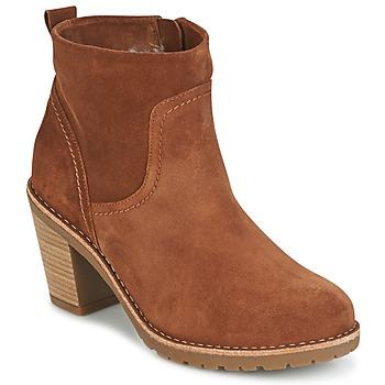 Topánky Ženy Čižmičky Panama Jack ARLES Hnedá