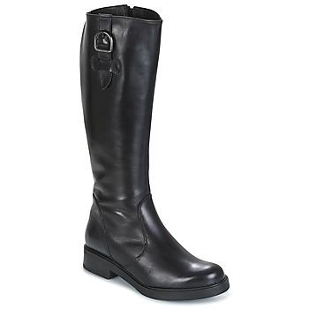 Topánky Ženy Čižmy do mesta Samoa 53245-NERO čierna
