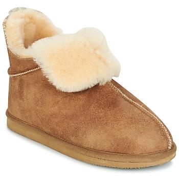 Topánky Ženy Papuče Shepherd DANA Hnedá