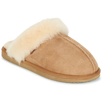 Topánky Ženy Papuče Shepherd JESSICA Hnedá