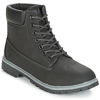 Topánky Muži Polokozačky Fila MAVERICK MID čierna