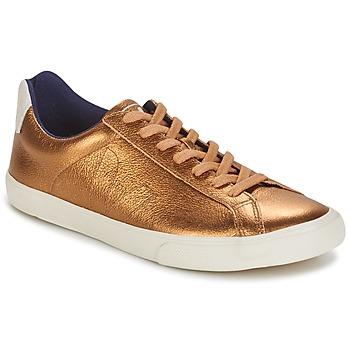 Topánky Ženy Nízke tenisky Veja ESPLAR LT žltohnedá ambrová