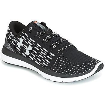 Topánky Muži Bežecká a trailová obuv Under Armour UA SLINGFLEX čierna