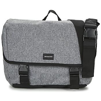 Tašky Kabelky a tašky cez rameno Quiksilver CARRIER šedá