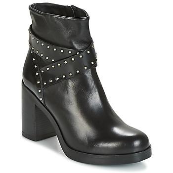 Topánky Ženy Čižmičky Tosca Blu ST.MORITZ Čierna