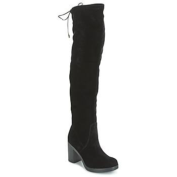 Topánky Ženy Vysoké čižmy Tosca Blu ST MORITZ Čierna