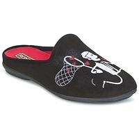 Topánky Ženy Papuče Rondinaud YONNE čierna