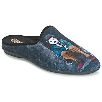 Topánky Muži Papuče Rondinaud CHERAN čierna