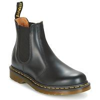 Topánky Polokozačky Dr Martens 2976 Čierna