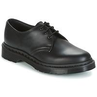Topánky Derbie Dr Martens 1461 MONO čierna