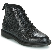 Topánky Ženy Polokozačky Dr Martens EMMELINE Čierna