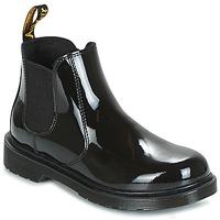 Topánky Dievčatá Derbie Dr Martens BANZAI Čierna