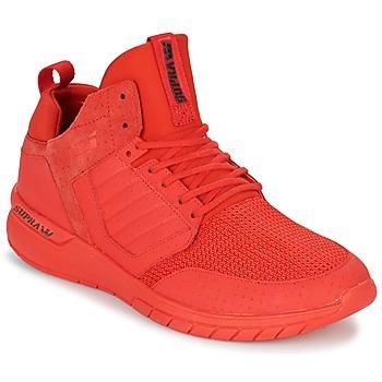 Topánky Muži Nízke tenisky Supra METHOD červená