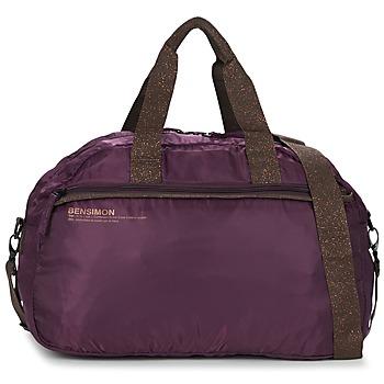 Tašky Ženy Športové tašky Bensimon SPORT BAG Fialová