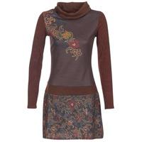 Oblečenie Ženy Krátke šaty Smash NANCY Hnedá