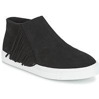 Topánky Ženy Polokozačky Minnetonka GWEN BOOTIE Čierna