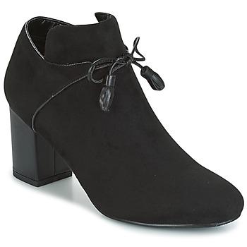 Topánky Ženy Nízke čižmy Moony Mood GLAM Čierna