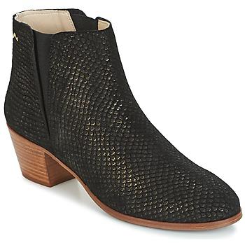 Topánky Ženy Čižmičky M. Moustache JEANNE.M čierna