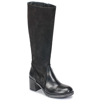 Topánky Ženy Čižmy do mesta Lola Espeleta NAGARI čierna