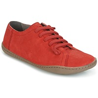 Topánky Ženy Derbie Camper PEU CAMI červená