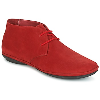 Topánky Ženy Polokozačky Camper RIGHT NINA červená