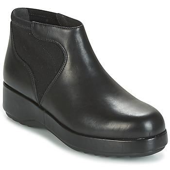 Topánky Ženy Polokozačky Camper DESSA čierna
