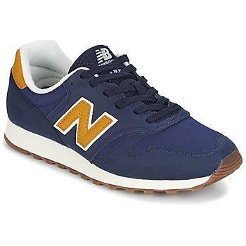 Topánky Nízke tenisky New Balance ML373 Modrá / žltá
