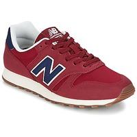 Topánky Nízke tenisky New Balance ML373 červená / Modrá