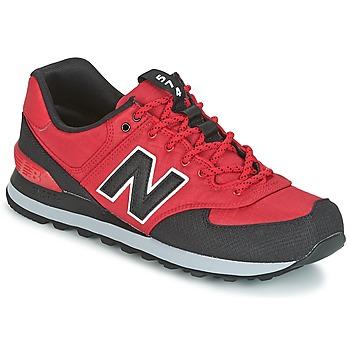 Topánky Muži Nízke tenisky New Balance ML574 Červená