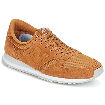 Topánky Nízke tenisky New Balance U420 Hnedá