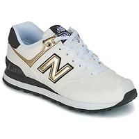 Topánky Ženy Nízke tenisky New Balance WL574 Biela