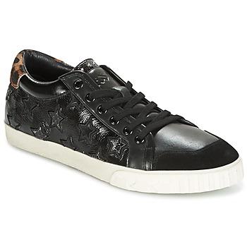Topánky Ženy Nízke tenisky Ash MAJESTIC Čierna