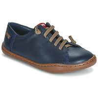 Topánky Chlapci Derbie Camper PEU CAMI Námornícka modrá
