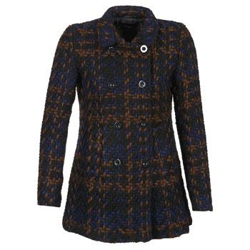 Oblečenie Ženy Kabáty Desigual GERDA Viacfarebná