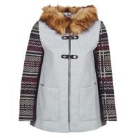 Oblečenie Ženy Kabáty Desigual GERDI šedá