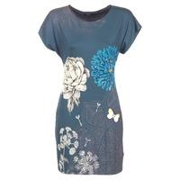 Oblečenie Ženy Krátke šaty Desigual MARTI Modrá