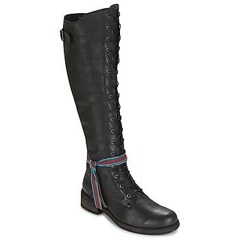 Topánky Ženy Vysoké čižmy Felmini HARDY Čierna