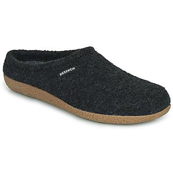 Topánky Muži Papuče Giesswein VEITSCH Antracitová