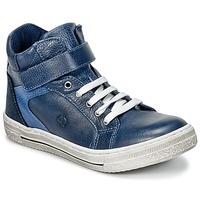 Topánky Chlapci Členkové tenisky Citrouille et Compagnie HOCHOU Námornícka modrá