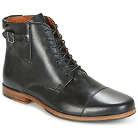 Topánky Muži Polokozačky Schmoove BLIND BRITISH BROGUE čierna
