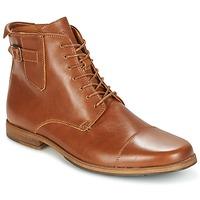 Topánky Muži Polokozačky Schmoove BLIND BRITISH BROGUE ťavia hnedá