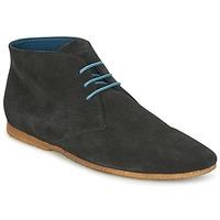 Topánky Muži Polokozačky Schmoove CREPS DESERT Čierna