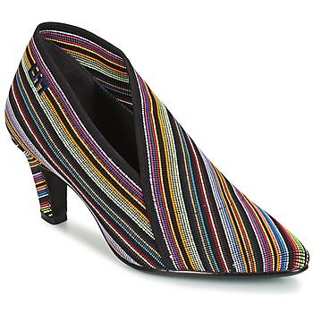 Topánky Ženy Nízke čižmy United nude FOLD LITE MID Čierna / Viacfarebná