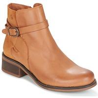 Topánky Ženy Čižmičky Betty London HEYLEY Ťavia hnedá