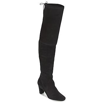 Topánky Ženy Vysoké čižmy Betty London HENNA Čierna