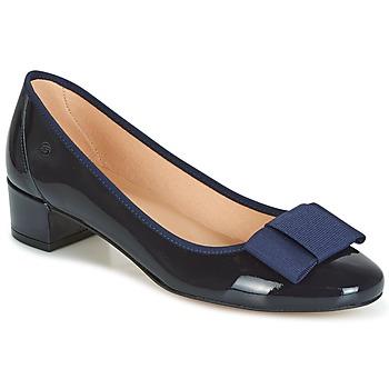 Topánky Ženy Balerínky a babies Betty London HONY Námornícka modrá