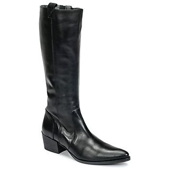 Topánky Ženy Čižmy do mesta Betty London HABI Čierna